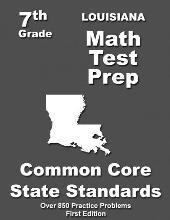 Louisiana 7th Grade Math Test Prep