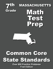 Massachusetts 7th Grade Math Test Prep
