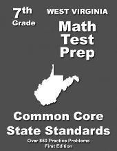 West Virginia 7th Grade Math Test Prep