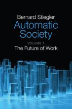 Automatic Society: Volume 1