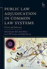 Public Law Adjudication in Common Law Systems