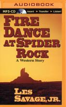 Fire Dance at Spider Rock