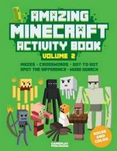 Amazing Minecraft Activity Book, Volume 2