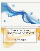 Essentials of Processing of Waste