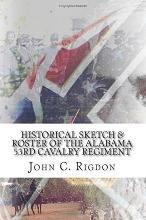 Historical Sketch & Roster of the Alabama 53rd Cavalry Regiment