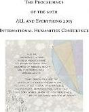 The Proceedings of the 20th International Humanities Conference