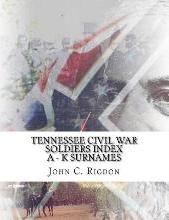 Tennessee Civil War Soldiers Index - A - K Surnames