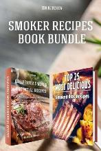 Smoker Recipes Book Bundle