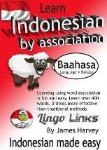 Learn Indonesian by Association - Lingo Links