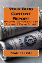 Your Blog Content Report