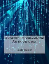 Android Programming an Hour a Day