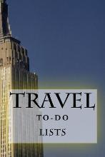 Travel To-Do Lists Book