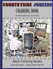 Countryside Junkers Coloring Book