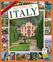 2019 365 Days in Italy Picture-A-Day Wall Calendar
