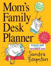 2019 Moms Family Desk Calendar Wall Calendar