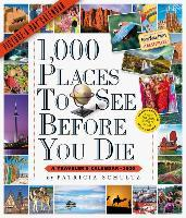 2020 1,000 Places to See Before You Die Picture-A-Day Calendar