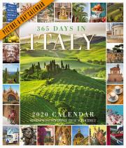2020 365 Days in Italy Picture-A-Day Calendar