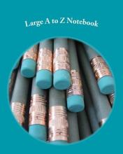 Large A to Z Notebook