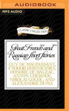 Great French and Russian Short Stories, Volume 1