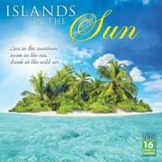 Islands in the Sun 2018 Calendar