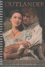 Outlander 18-Month Weekly Planner