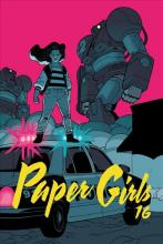Paper Girls Volume 4