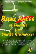 Basic Rules of Finance for Small Businesses