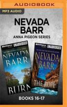 Nevada Barr Anna Pigeon Series: Books 16-17