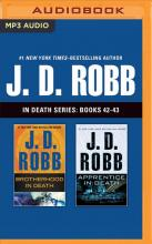 J. D. Robb in Death Series: Books 42-43