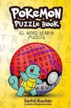 Pokemon Puzzle Book - 62 Word Search Puzzles