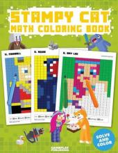 Stampy Cat Math Coloring Book