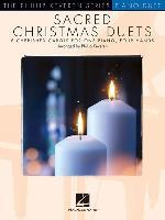 Sacred Christmas Duets  8 Cherished Carols for One Piano, Four Hands