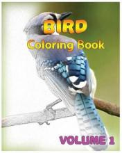 Bird Coloring Books Vol.1 for Relaxation Meditation Blessing