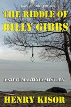 The Riddle of Billy Gibbs Large Print