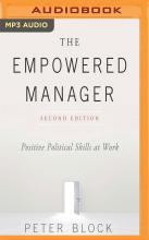 The Empowered Manager, Second Edition