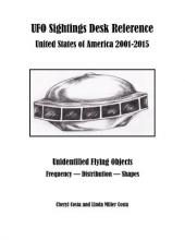 UFO Sightings Desk Reference