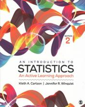 Bundle: Carlson: Introduction to Statistics 2e + SPSS 24