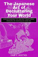 The Japanese Art of Decluttering