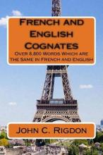 French and English Cognates