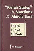 """Pariah States"""" and Sanctions in the Middle East"""