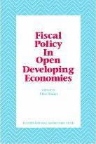 Fiscal Policy, Economic Adjustment, and Financial Markets Papers Presented at a Seminar Sponsored by the [IMF] and Centro DI Economia Monetaria e Finanziaria, University Bocconi, Held in Milan on January 28-30, 1988
