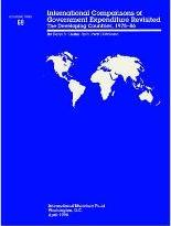 Occasional Paper No. 69; International Comparisons of Government Expenditure Revisited