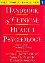 Handbook of Clinical Health Psychology v.1; Medical Disorders and Behavioral Applications