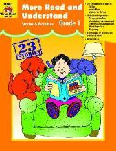 More Read & Understand, Grade 1