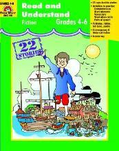 Read & Understand Fiction, Grades 4-6