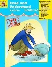 Read & Understand Nonfiction, Grades 4-6