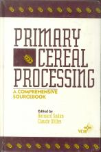 Primary Cereal Processing