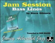 Bass Lines to 18 Jazz Standards (Double Bass with Bass Clef Chord Symbols)