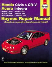 Honda Civic & CR-V & Acura Integra (94 - 01)