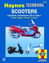 Scooters, Service and Repair Manual